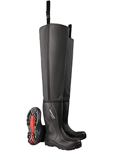 Dunlop Purofort+ Full Safety Watstiefel, 47