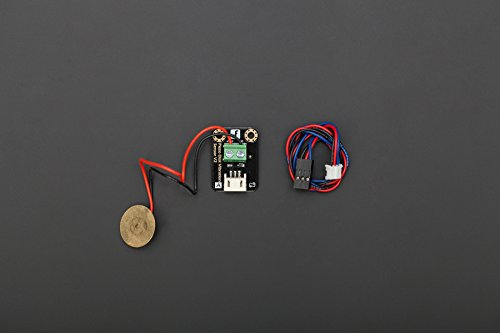 DFRobot Gravity: Digital Piezo Disk Vibration Sensor
