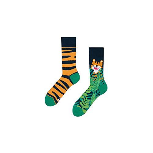 Good Mood Unisex Socken Tiger UK9-12/EU43-46/US10-12