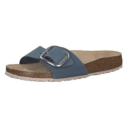 BIRKENSTOCK Madrid Big Buckle NU Dove 37