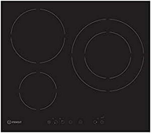 Placa de inducción Indesit IVIA 630 LDC con 3 zonas de cocción