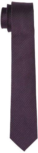 Seidensticker Schwarze Rose - Cravate - Homme - Violet - Violett (89 lila) - Taille unique