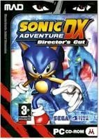 Sonic Adventure DX Director's Cut (UK)