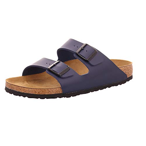 Arizona Birko-Flor Dark Blue Sandals Unisex