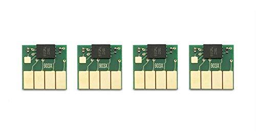 100% Nuevo Nuevo para HP903XL HP903 Chip de Cartucho de Tinta para HP Officejet 6950 6951 6954 6958 6960 6962 6968 6970 6975 6978 6979