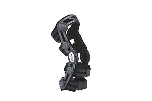 United Ortho 300851-03 Step-Thru NōVel Functional Knee Brace, Right Leg, Small