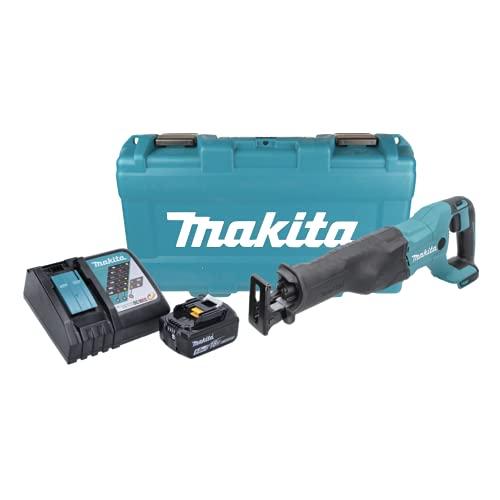 Makita DJR 186 RT1K Akku Reciprosäge 18V + 1x Akku 5,0Ah + Ladegerät + Koffer