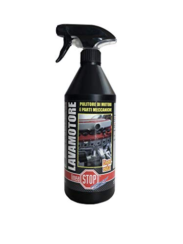 Linea Stop Professional Solutions Engine Cleaner PRO Lavamotore Professionale, Nd, 750 ml