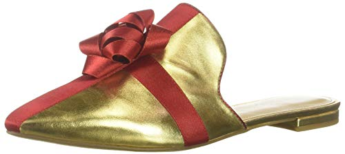 Katy Perry Women's The Stephanie Mule, Gold, 5 M US