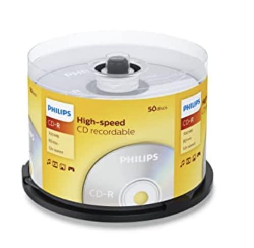 Philips CD-R Rohlinge  700 MB Bild