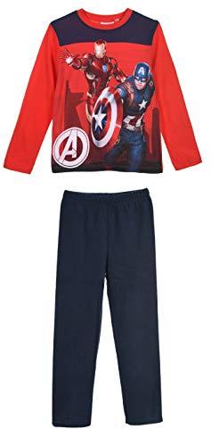 Avengers Niños Pijama Largo