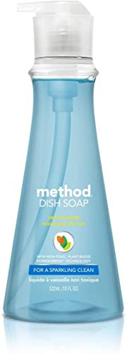 Method Dish Soap Pump - 18 oz - Sea Minerals - 2 pk