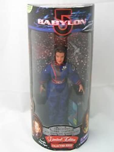 Babylon 5 Commander Susan Ivanova Figure by Exclusive Toy Products