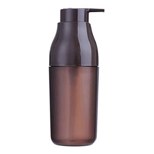 Dispensadores de Jabón Jabón moderna de resina PET dispensador líquido recargable que hace espuma dispensador de la bomba botella de ancho Diámetro fácil de cambiar dispensador de jabón for los tocado