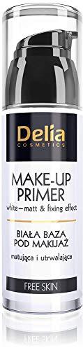 Delia Free Skin Make-up Primer White-Matt & Fixing Effect 35ml by Delia Cosmetics