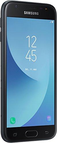 Samsung Galaxy J3 (2017) SM-J330F Dual SIM 4G 16GB Nero Telefono (12.7 cm (5'), 16 GB, 13 MP,...