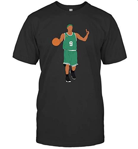Prime Rajon Rondo Active T Shirt T-Shirt (Black;XL), American Basketball Player Tshirt, Basketball Fan T-Shirt