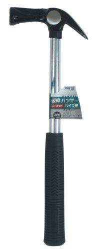 ストロングツール(Strong TooL) 仮枠ハンマー パイプ柄 390mm 02715