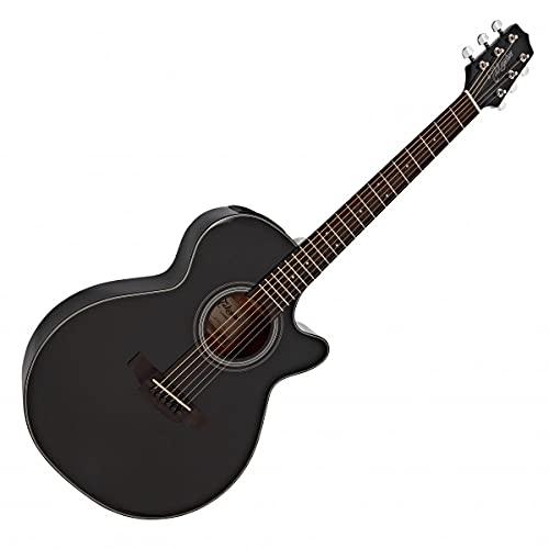 Takamine GF15CE Gloss Black Westerngitarre