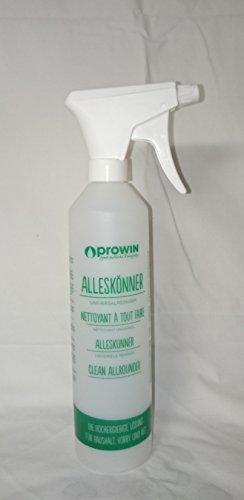 proWIN Sprühflasche Alleskönner 500 ml