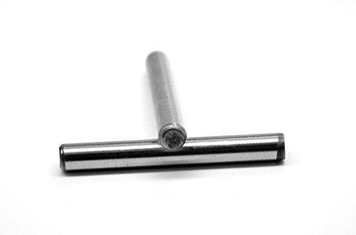 1//2-13 x 2 Coarse Thread Grade 5 Plow Bolt #3 Flat Head Medium Carbon Steel Zinc Plated Pk 100