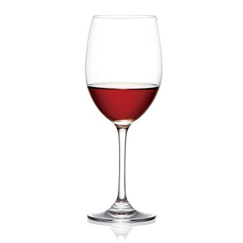 JARONG Verre À Vin Rouge Verre À Vin Tasse,360Ml