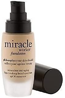 Philosophy Miracle Worker Anti-aging Foundation (Shade 4)