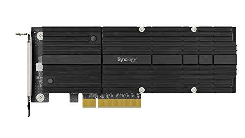 Synology NAS M2D20 Adapter für Dual M.2 SATA SSD NVMe