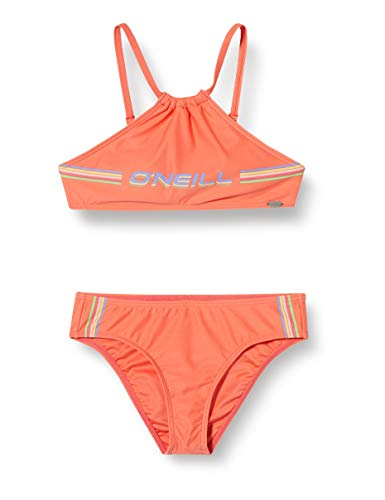 O'Neill Mädchen PG Cali Holiday Bikinis, Mandarine, 176