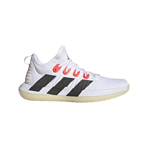 adidas Damen Stabil Next Gen Primeblue W Laufschuhe, Mehrfarbig (Ftwbla Negbás Rojsol), 41 1/3 EU