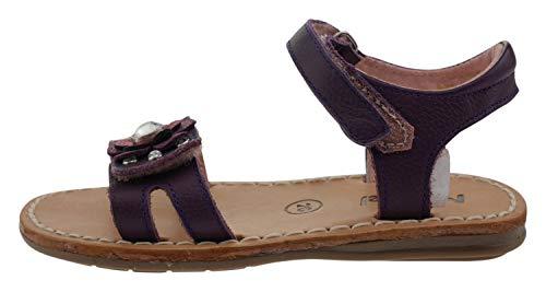 Minibel , Sandales pour fille Violet lilas - Violet - lilas, 26 EU