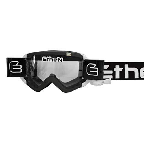 Ethen Gafas/Máscara de Ciclismo, Motocross y Enduro, con Sistema Roll Off de...