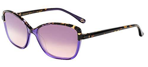 Etnia Barcelona Gafas de Sol CANAIMA SUN Havana Violet/Violet Shaded 54/16/137 unisex