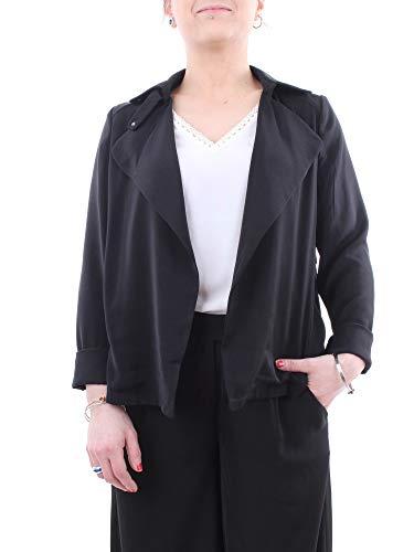 Vero Moda 10211568-CHERIE-LS-BLAZER Camisa Mujer Negro 36