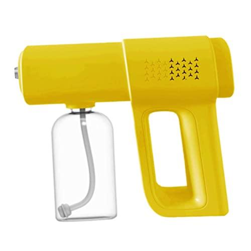 harayaa Pulverizador de Atomizador Desinfectante Desinfectante de Pantalla Táctil de Mano 380 Ml Rociador de Nebulizador