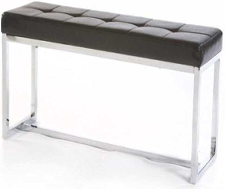 Take Me Home Furniture Cisne Bench 40  Black PU