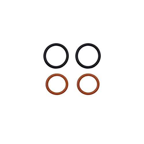 4 Pcs 91370-SV4-000 91345-RDA-A01 Power Steering Pump O-Ring Inlet&Outlet Seal Kit for Honda Accord Civic