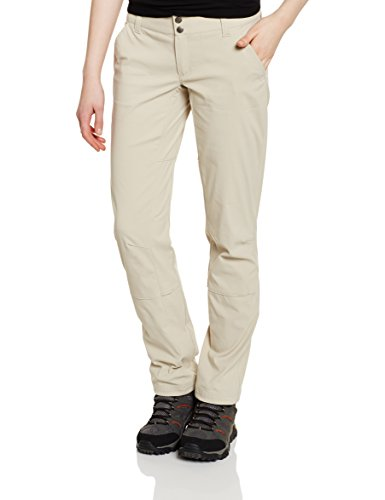 Columbia Damen Saturday Trail, Wanderhose, Grau (Fossil), 6/S