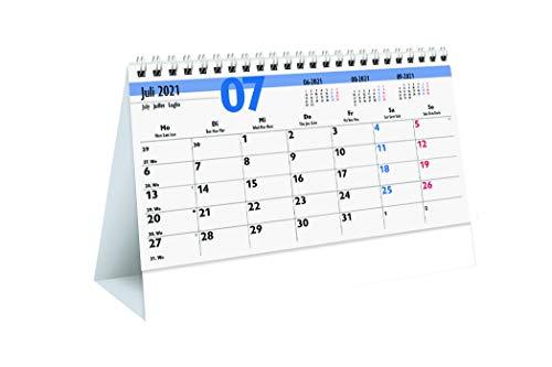 Zettler Kalender Monats-Aufstellkalender 20x15cm 1M/1S