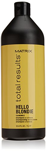 Matrix Total Results Hello Blondie Chamomille Shampoo, 1000 ml