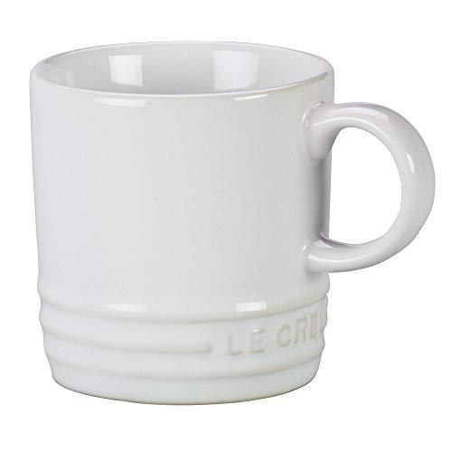 Stoneware 3.5 Oz. Espresso Mug Color: White