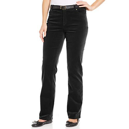 CHARTER CLUB Women's Classic-fit Corduroy Straight Leg Jeans