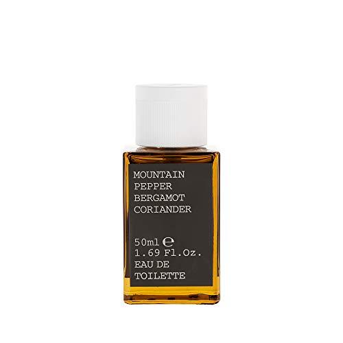 Korres Mountain Pepper / Bergamot / Coriander homme/men,Eau de Toilette, 1er Pack (1 x 50 ml)