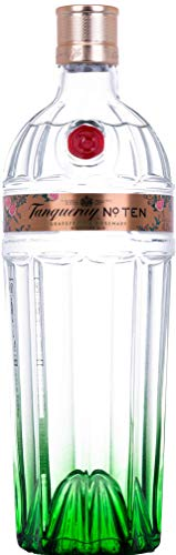 Tanqueray N° TEN GRAPEFRUIT & ROSEMARY Distilled Gin The Citrus Heart Edition Gin (1 x 1 l)