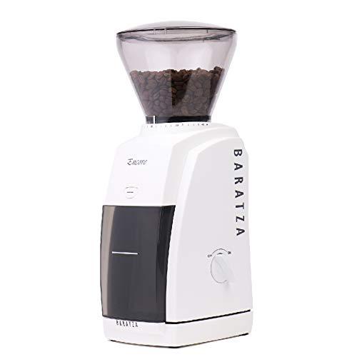 Baratza Encore - elektrische Kaffeemühle mit Kegelmahlwerk weiß