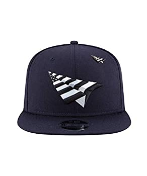 Paper Planes Navy Boy Crown Old School Snapback Navy One Size