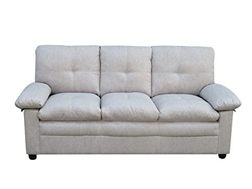 MUEBLIX.COM | Sofa 3 Plazas Coast | Sofas de Salón Modernos