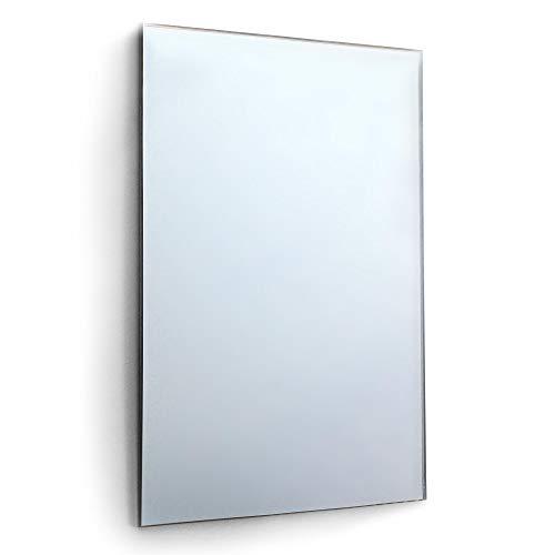 4mm Glass Mirror 6ft x 4ft 1828 x 1220 Large Gym Dance Studio Bathroom Bedroom Mirror Sheet