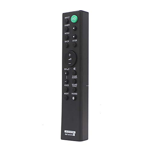 RMT-AH101U Soundbar Replacement Remote Control fit for Sony Sound Bar HT-CT380 HT-CT780 HT-CT381 HTCT380 HTCT780 HTCT381