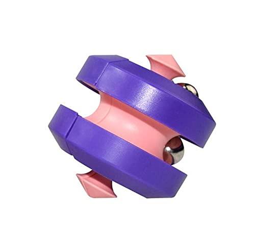 Bead-Orbit Fidget Toys,Relieve Stress Metal Pinball Puzzle Rotating Bead Toys -  VAISA